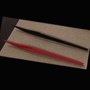 竹和菓子切 朱/黒(5本組)|heiando