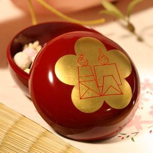 ひな祭り ひなあられセット 宮内庁御用達 漆器 山田平安堂×...