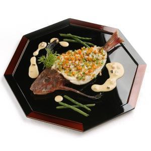 八角盆(中)白檀|heiando