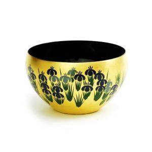 《送料無料》尾形光琳のかきつばたをインテリアとして Bowl かきつばた(小)|heiando