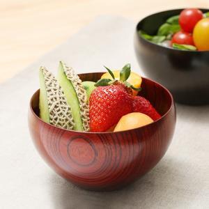 Bowl(小) 神代・あかね(ペア) 木製/食器/ボウル/漆塗り|heiando