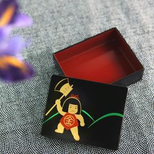 出産内祝いに 小箱 金太郎 端午の節句/男の子への贈り物にも|heiando