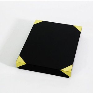 手文庫 隅金 文箱/漆器/塗り|heiando