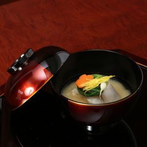 吸物椀 白檀(漆器)|heiando