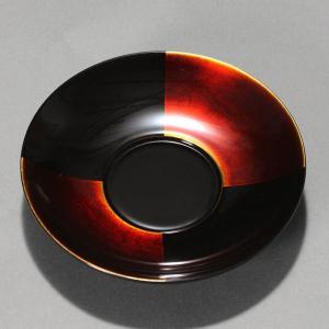 茶托 白檀(5枚組) 漆器/木製/コースター|heiando