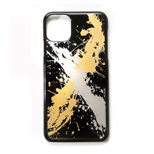 iPhoneケース カバー(iPhone11Pro Max用) しぶき 本漆塗り/ 漆器  heiando