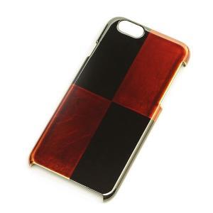 iPhoneケース カバー iPhone6/iPhone6s 白檀 本漆塗り/漆器|heiando