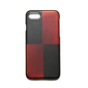 iPhoneケース カバー iPhone7/iPhone8 白檀 本漆塗り/漆器 |heiando