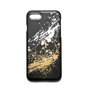 iPhoneケース カバー しぶき iPhone7/iPhone8 本漆塗り/ 漆器 |heiando
