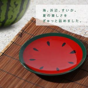 ≪遊び心シリーズ≫丸皿 すいか割り(夏季限定)|heiando|02