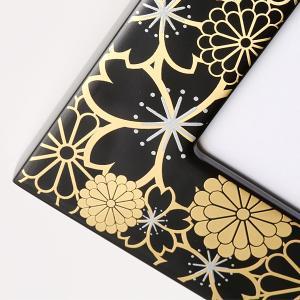 写真立て/フォトスタンド(大) 菊桜 フォトフレーム/漆塗り/木製|heiando|02