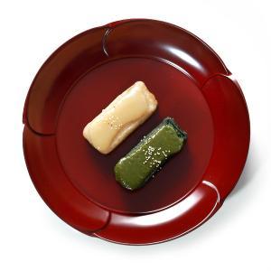 銘々皿 捻梅(単品) 菓子皿/漆塗り/漆器|heiando