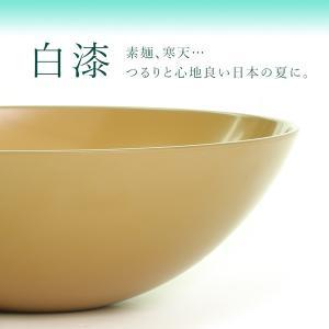 【夏季限定】サラダボウル 白漆(小)|heiando|02