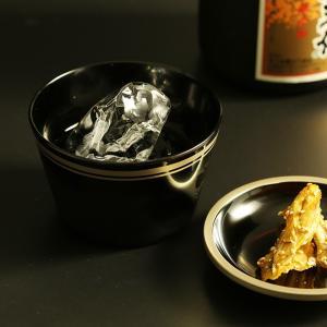 蕎麦猪口(皿付) 縁錫(朱/黒) そば猪口/漆塗り|heiando
