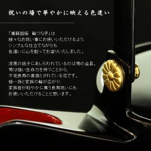 屠蘇器揃 輪つなぎ お屠蘇セット|heiando|04