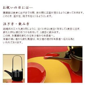屠蘇器揃 輪つなぎ お屠蘇セット|heiando|05