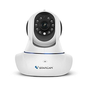 ネットワークカメラ wifi カメラワイヤレス 高画質 100万画素 SDカード録画 赤外線暗視 双方向音声 防犯・監視・遠隔見守りカ|heiman