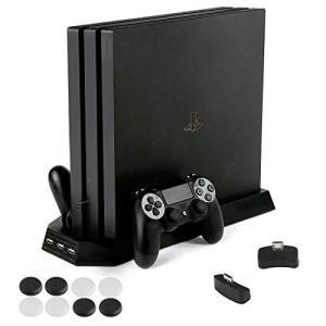 【 ps4pro専用縦置きスタンド 】 適合:PlayStation 4のうち16年9月に発売の ...