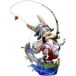 メイドインアビス ナナチ ~ガンキマス釣り~ 全高約230mm PVC製 塗装済み完成品フィギュア