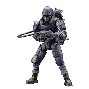 (C) KOTOBUKIYA   ミリタリー感溢れる豊富な付属品を組み合わせて様々な兵士のスタイル...