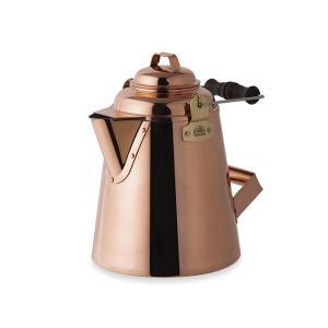 ファイヤーサイド  グランマーコッパーケトル(大)/ GRANDMA'S Copper Kettle...