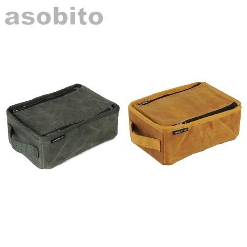 6. asobito「メスティンケース L 防水帆布」