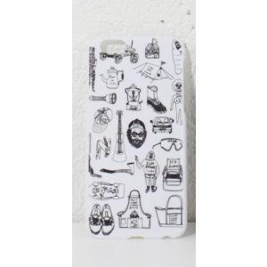 chi-bee/チービー iPhone7 ハードケース Nelson OUTDOOR STYLE ホワイト heimat-berg