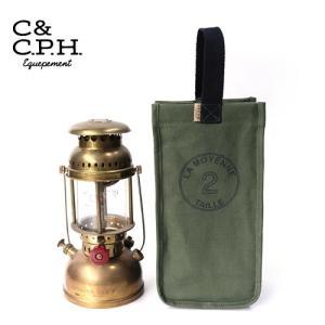 シーアンドシーピーエイチイクイップメント C&C.P.H. EQUIPEMENT ランタンケース 2|heimat-berg