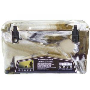 Iceland Cooler Box/アイスランドクーラーボックス デザートカモ 45qt/42.6L【日本正規品】|heimat-berg