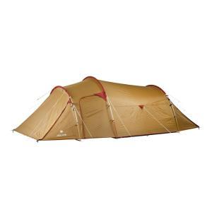 snow peak/スノーピーク ヴォールト   カマボコ型のシンプルなテント! アウトフレーム構造...