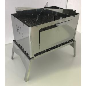 笑's コンパクト焚き火グリル 「B-GO」 本体 SHO-006-00  笑's コンパクト焚き火...