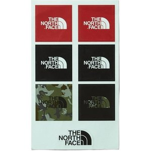 ノースフェイス THE NORTH FACE TNF LOGO Sticker|heimat-berg