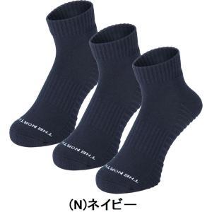 THE NORTH FACE/ザ・ノースフェイス Running Uneven DRY 3P Ankle/ランニング アンイーブン ドライ 3P アンクル(ユニセックス)|heimat-berg