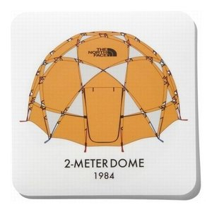 ノースフェイス THE NORTH FACE Geodesic Dome Sticker|heimat-berg