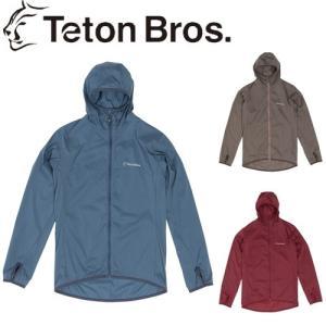 ティートンブロス Teton Bros. Ws Wind River Hoody Ws|heimat-berg