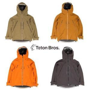ティートンブロス Teton Bros. TB ジャケット メンズ TB Jacket Men's|heimat-berg