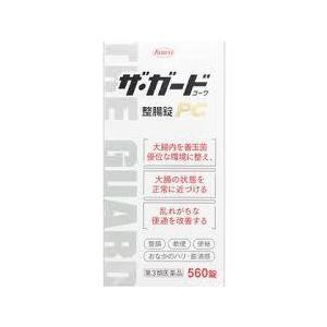 ザ・ガードコーワ 整腸錠 PC 560錠 第3類医薬品|heiseidrug