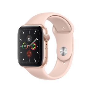 Apple アップル Watch Series 5 GPSモデル 44mm MWVE2J/A ピンク...