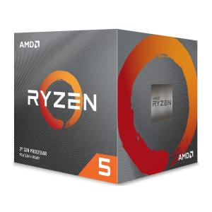 AMD CPU Ryzen 5 3600X BOX 第3世代 100-100000022BOX 代引...