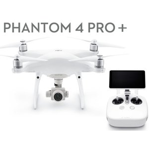 Phantom4 Pro+ モニター付き DJI ファントム4 プロプラス 最新ドローン カメラ 1年無料保険 初期設定済