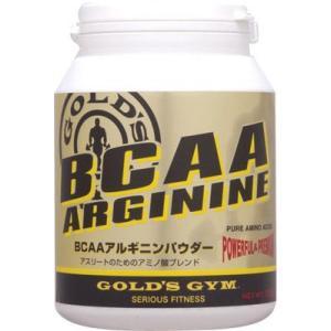 ゴールドジム BCAA・アルギニンパウダー400g|heliosholding