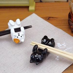 猫のお箸置き DECOLE デコレ concombre コンコンブル