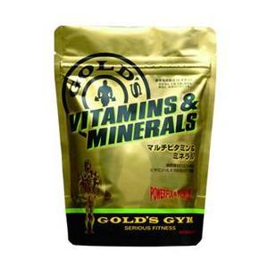 ゴールドジム マルチビタミン&ミネラル90粒|heliosholding