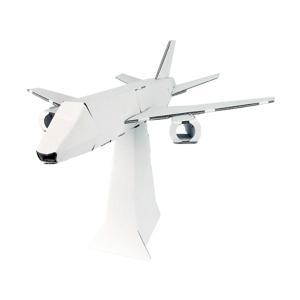 【3つ以上で送料無料】 ダンボール 工作 キット hacomo ハコモ 飛行機|heliosholding