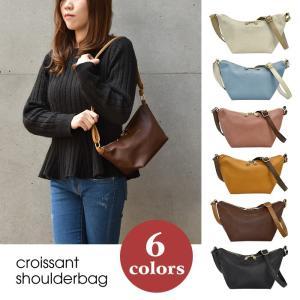 ショルダーバッグ Casual Selection(カジュアルセレクション)  croissant shoulderbag|heliosholding