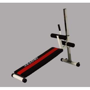 IROTEC (アイロテック) パワークランチベンチ/腹筋 腹筋マシン 腹筋トレーニング器具 筋トレ...