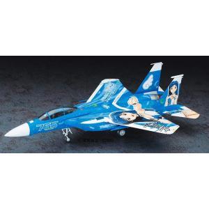ハセガワ 1/72 アイドルマスターシリーズ F-15E ストライクイーグル アイドルマスター 如月...