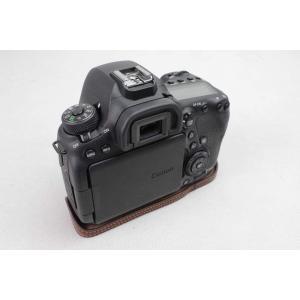 Canon キヤノン PEN 6D MARK II 6D2 カメラ バッグ カメラ ケース 本革、K...