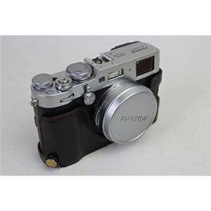 Fujifilm Fuji 富士 PEN X100F カメラ バッグ カメラ ケース 、Koowl手...