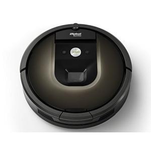 iROBOT ロボットクリーナー ルンバ980 R980060 ブラック系 R980060